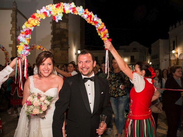 La boda de Tania y Fran