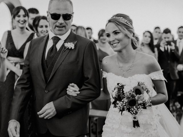 La boda de Michael y Alicia en Castrillo De Duero, Valladolid 12