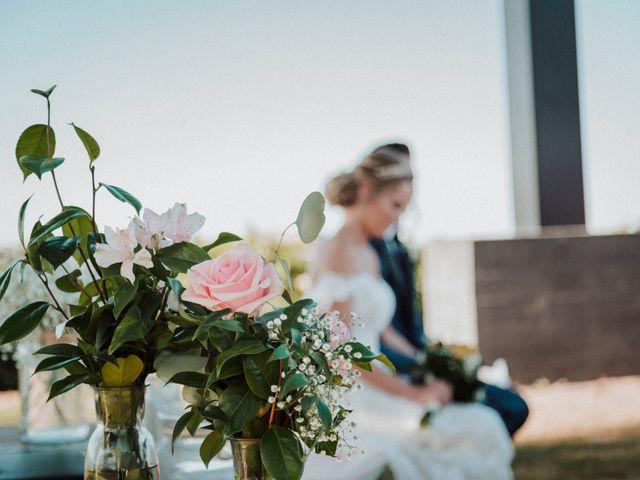 La boda de Michael y Alicia en Castrillo De Duero, Valladolid 13