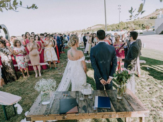 La boda de Michael y Alicia en Castrillo De Duero, Valladolid 15