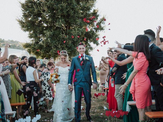La boda de Michael y Alicia en Castrillo De Duero, Valladolid 18