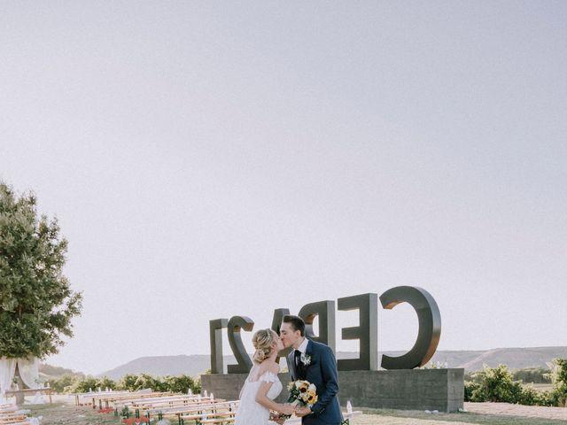 La boda de Michael y Alicia en Castrillo De Duero, Valladolid 19