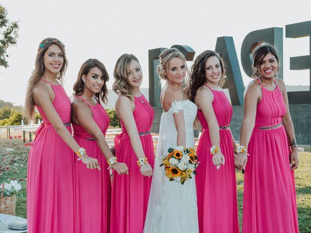 La boda de Michael y Alicia en Castrillo De Duero, Valladolid 20