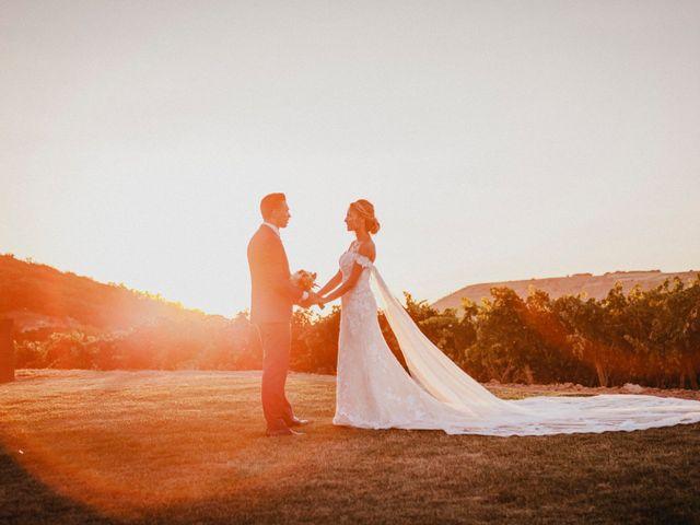 La boda de Michael y Alicia en Castrillo De Duero, Valladolid 22