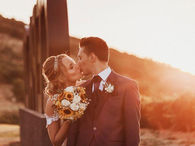 La boda de Alicia y Michael
