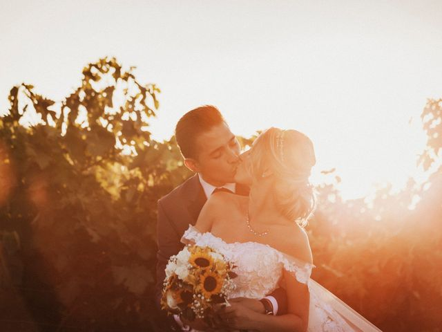 La boda de Michael y Alicia en Castrillo De Duero, Valladolid 24