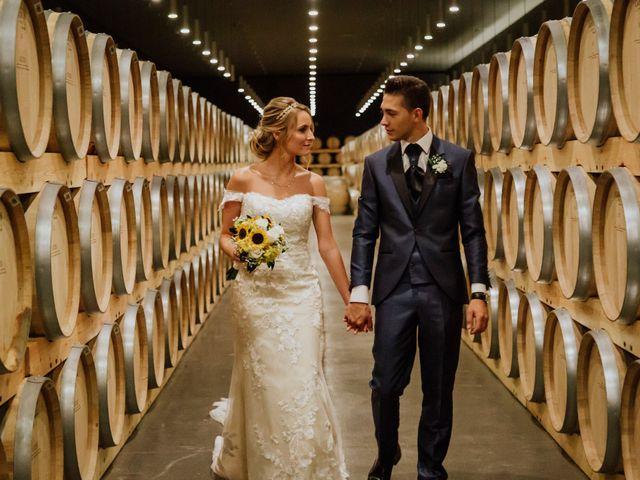 La boda de Michael y Alicia en Castrillo De Duero, Valladolid 29