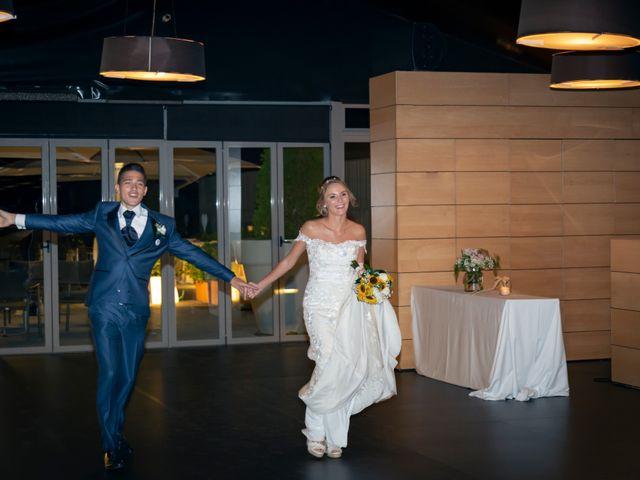 La boda de Michael y Alicia en Castrillo De Duero, Valladolid 33