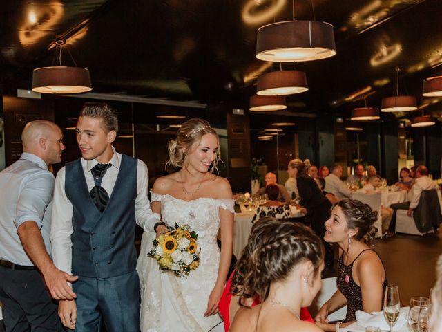 La boda de Michael y Alicia en Castrillo De Duero, Valladolid 37