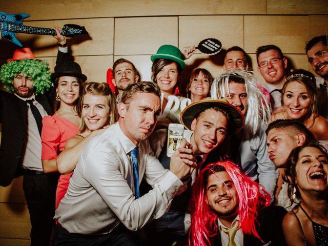 La boda de Michael y Alicia en Castrillo De Duero, Valladolid 38