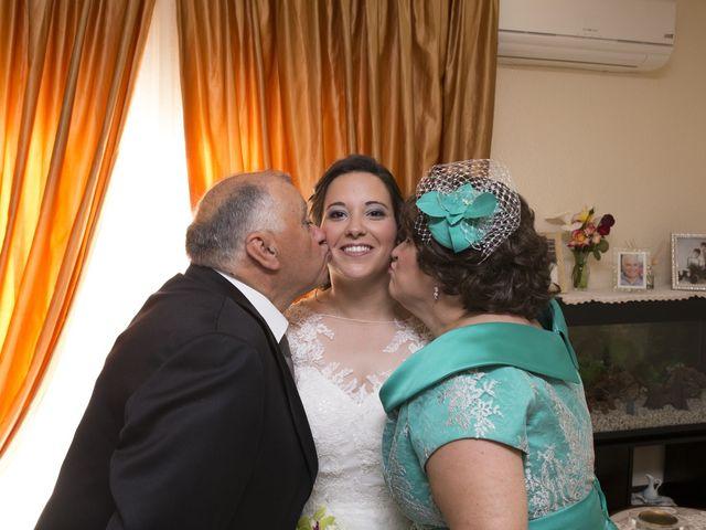 La boda de Vicente y Maria en Benigánim, Valencia 11
