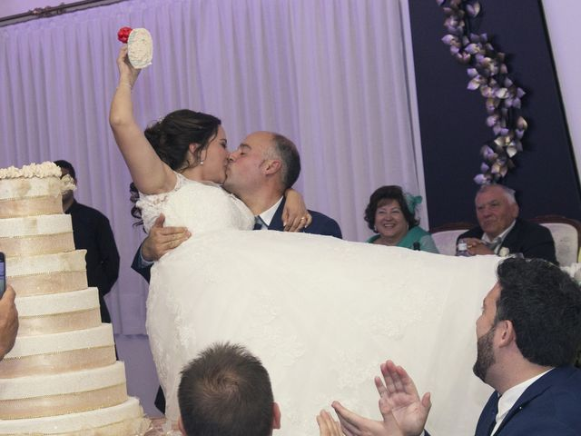 La boda de Vicente y Maria en Benigánim, Valencia 18