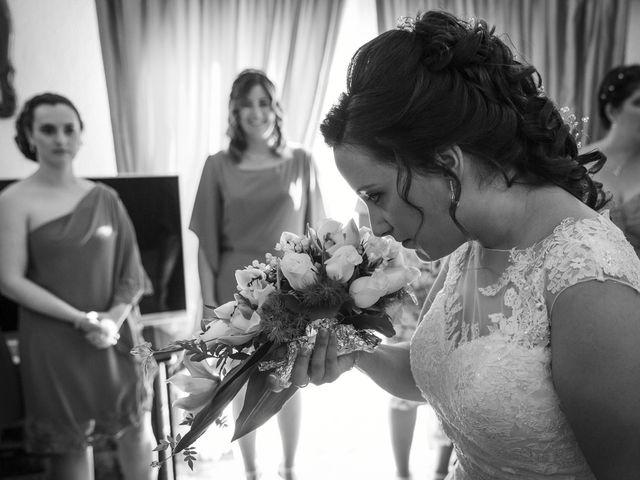 La boda de Vicente y Maria en Benigánim, Valencia 24