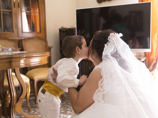 La boda de Vicente y Maria en Benigánim, Valencia 31
