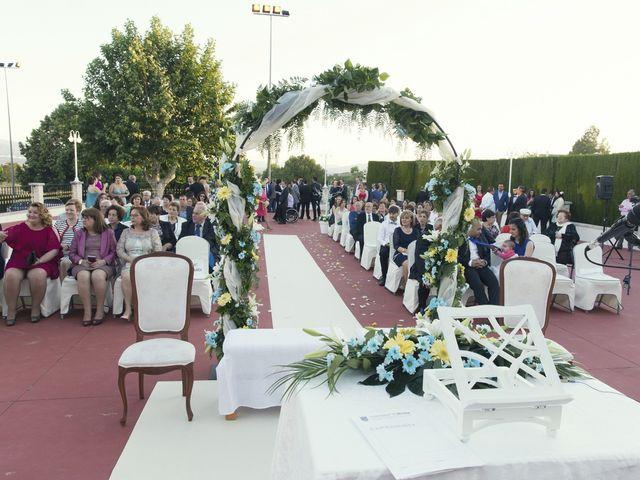 La boda de Vicente y Maria en Benigánim, Valencia 32