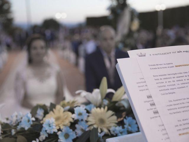 La boda de Vicente y Maria en Benigánim, Valencia 33