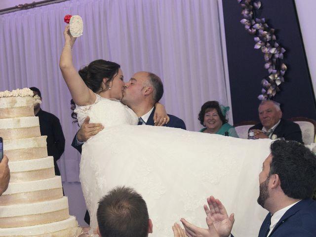 La boda de Vicente y Maria en Benigánim, Valencia 2