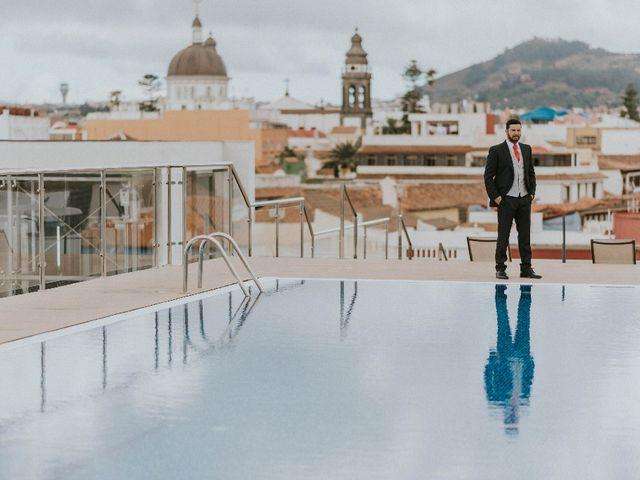 La boda de Jose y Chabely en San Cristóbal de La Laguna, Santa Cruz de Tenerife 6