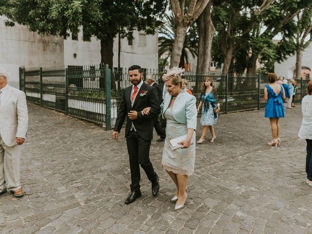 La boda de Jose y Chabely en San Cristóbal de La Laguna, Santa Cruz de Tenerife 19