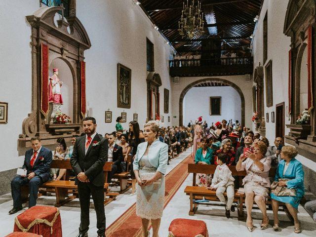 La boda de Jose y Chabely en San Cristóbal de La Laguna, Santa Cruz de Tenerife 20