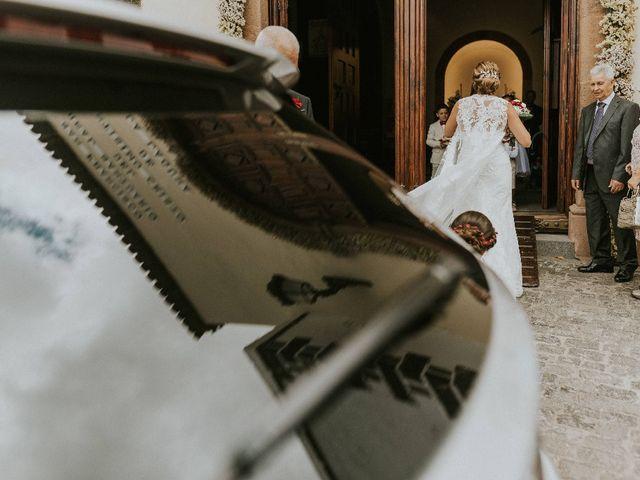 La boda de Jose y Chabely en San Cristóbal de La Laguna, Santa Cruz de Tenerife 21