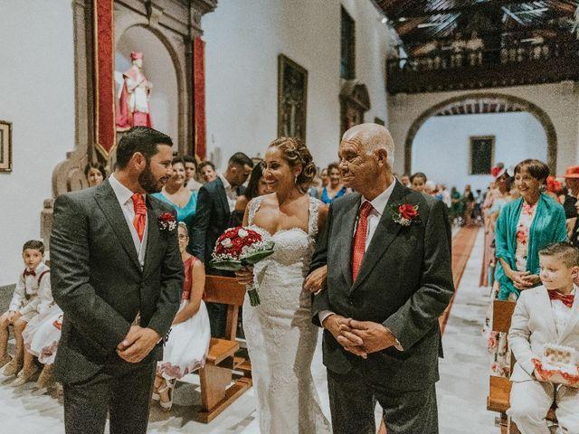 La boda de Jose y Chabely en San Cristóbal de La Laguna, Santa Cruz de Tenerife 22