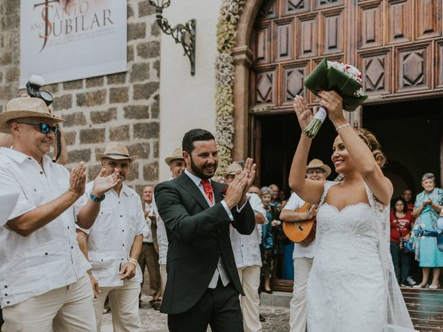 La boda de Jose y Chabely en San Cristóbal de La Laguna, Santa Cruz de Tenerife 25