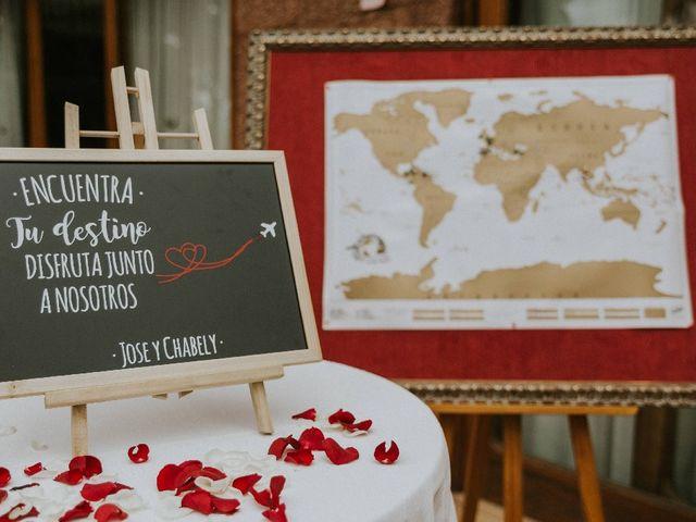 La boda de Jose y Chabely en San Cristóbal de La Laguna, Santa Cruz de Tenerife 27