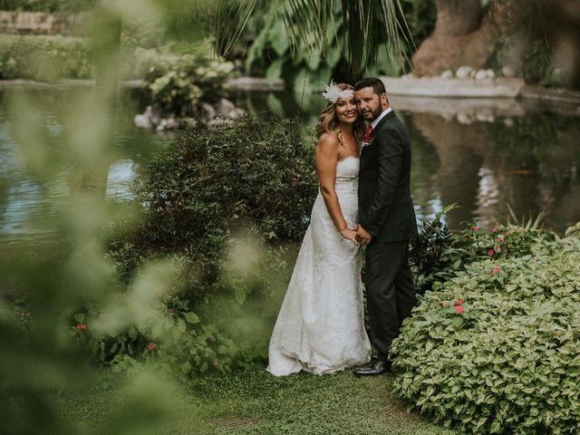 La boda de Jose y Chabely en San Cristóbal de La Laguna, Santa Cruz de Tenerife 32