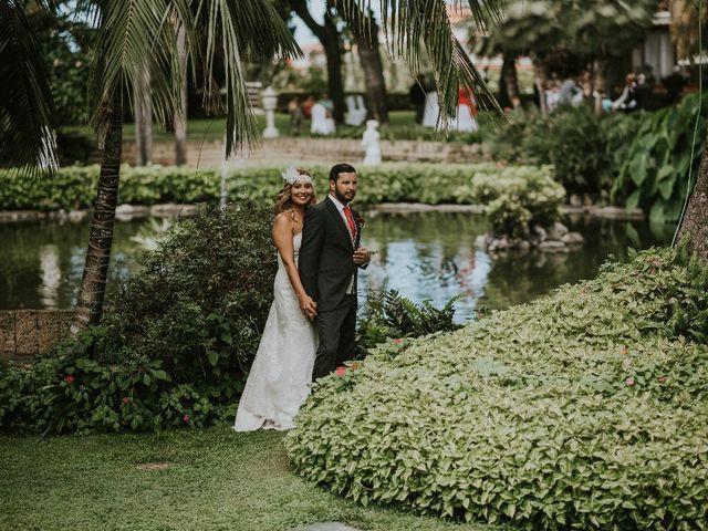 La boda de Jose y Chabely en San Cristóbal de La Laguna, Santa Cruz de Tenerife 33