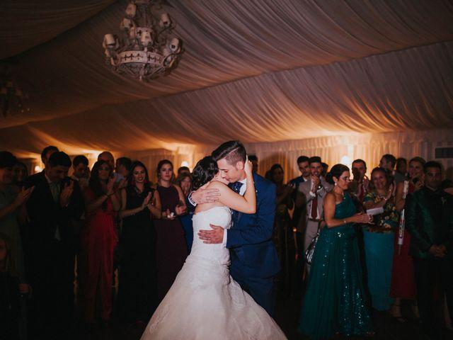 La boda de Benjamin y Rebeca en Dos Hermanas, Sevilla 12