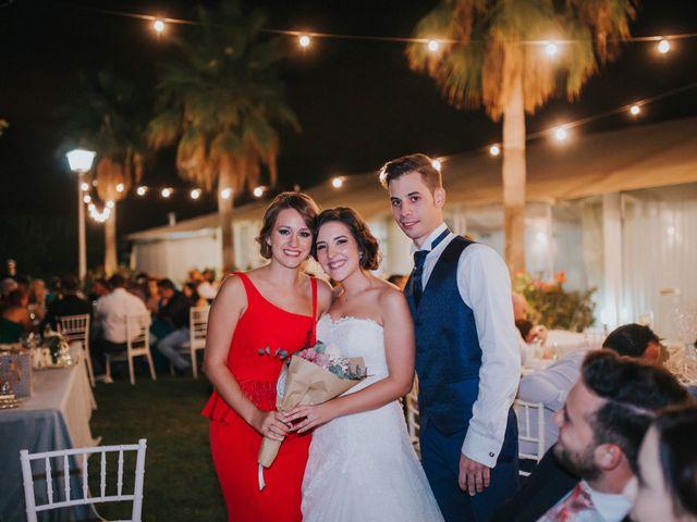 La boda de Benjamin y Rebeca en Dos Hermanas, Sevilla 16