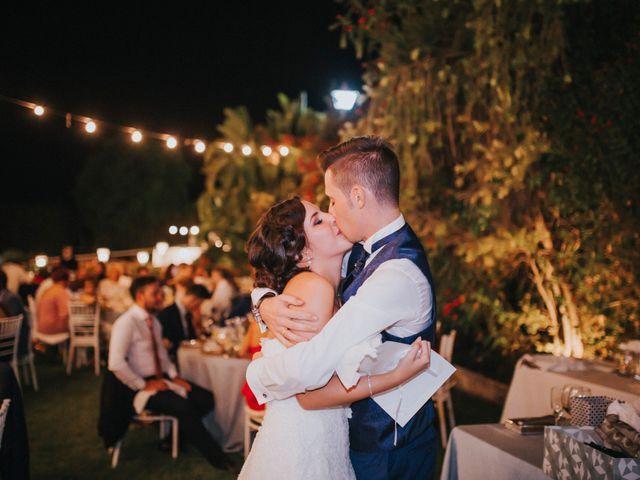 La boda de Benjamin y Rebeca en Dos Hermanas, Sevilla 20