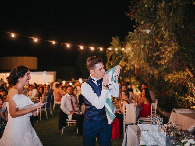 La boda de Benjamin y Rebeca en Dos Hermanas, Sevilla 21