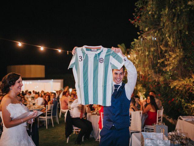 La boda de Benjamin y Rebeca en Dos Hermanas, Sevilla 22