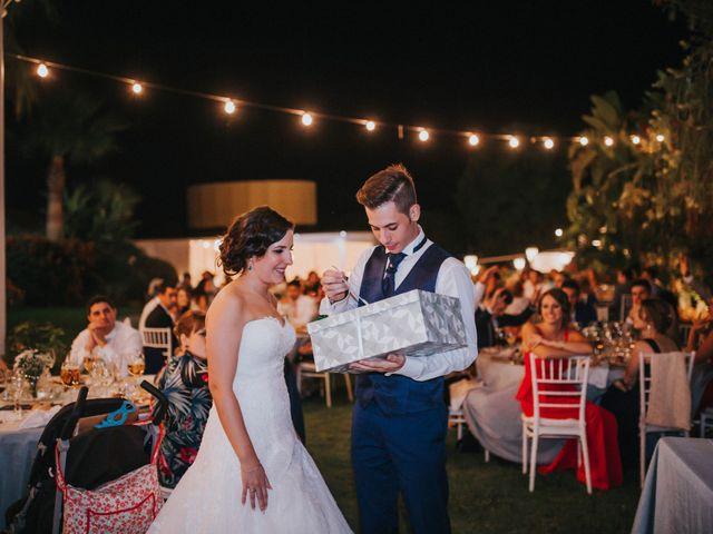 La boda de Benjamin y Rebeca en Dos Hermanas, Sevilla 23