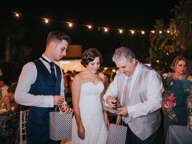 La boda de Benjamin y Rebeca en Dos Hermanas, Sevilla 26