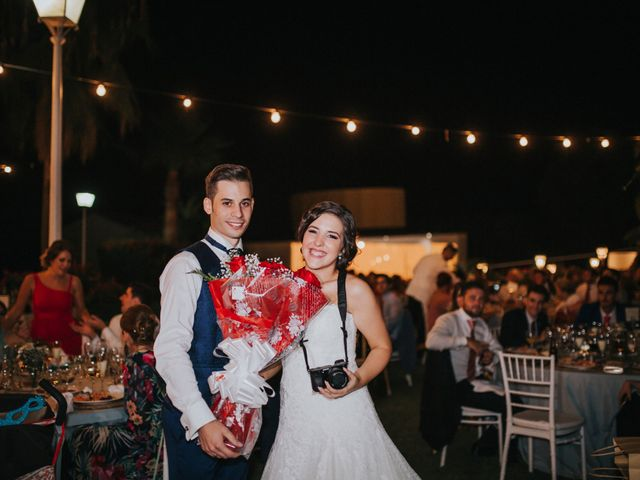 La boda de Benjamin y Rebeca en Dos Hermanas, Sevilla 28