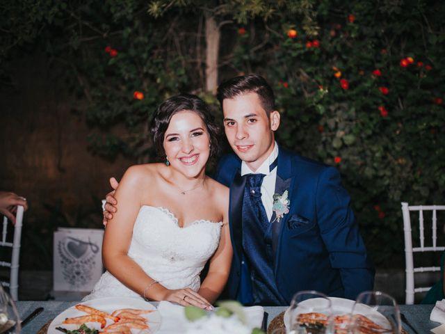 La boda de Benjamin y Rebeca en Dos Hermanas, Sevilla 33