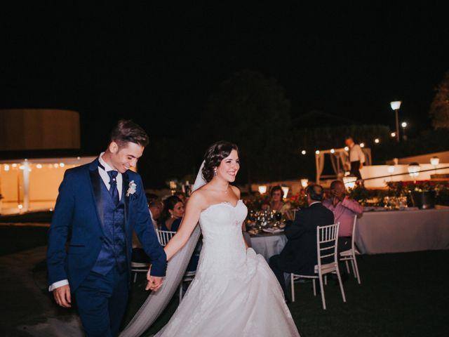 La boda de Benjamin y Rebeca en Dos Hermanas, Sevilla 34