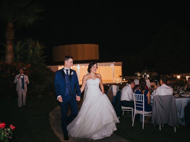 La boda de Benjamin y Rebeca en Dos Hermanas, Sevilla 35
