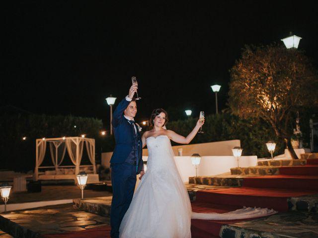 La boda de Benjamin y Rebeca en Dos Hermanas, Sevilla 37