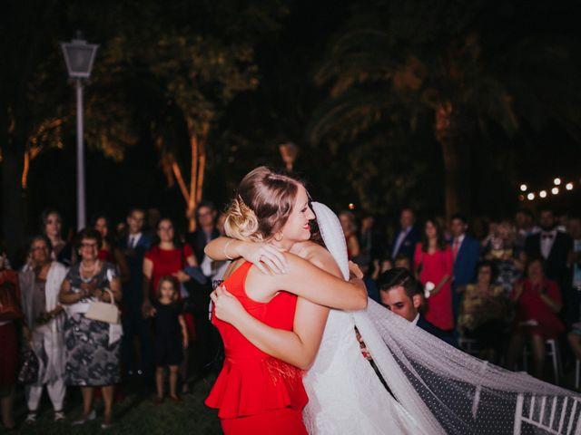 La boda de Benjamin y Rebeca en Dos Hermanas, Sevilla 39
