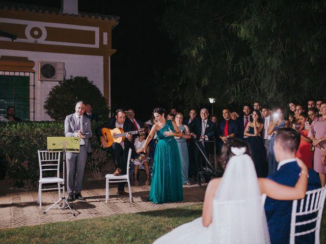 La boda de Benjamin y Rebeca en Dos Hermanas, Sevilla 43