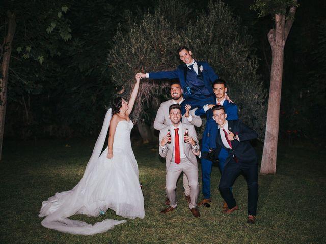 La boda de Benjamin y Rebeca en Dos Hermanas, Sevilla 44