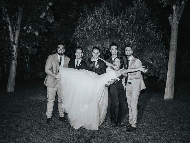 La boda de Benjamin y Rebeca en Dos Hermanas, Sevilla 45