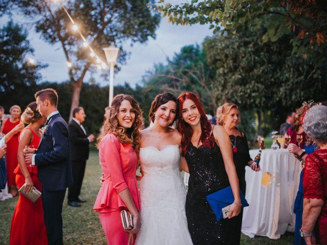 La boda de Benjamin y Rebeca en Dos Hermanas, Sevilla 46