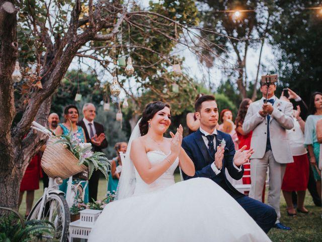 La boda de Benjamin y Rebeca en Dos Hermanas, Sevilla 50