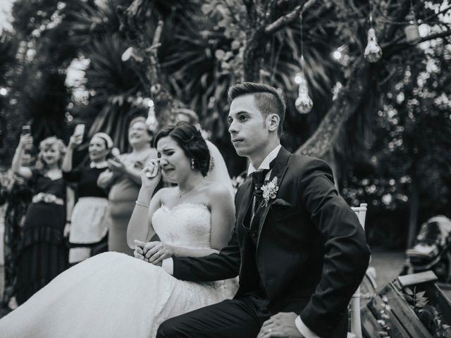 La boda de Benjamin y Rebeca en Dos Hermanas, Sevilla 51