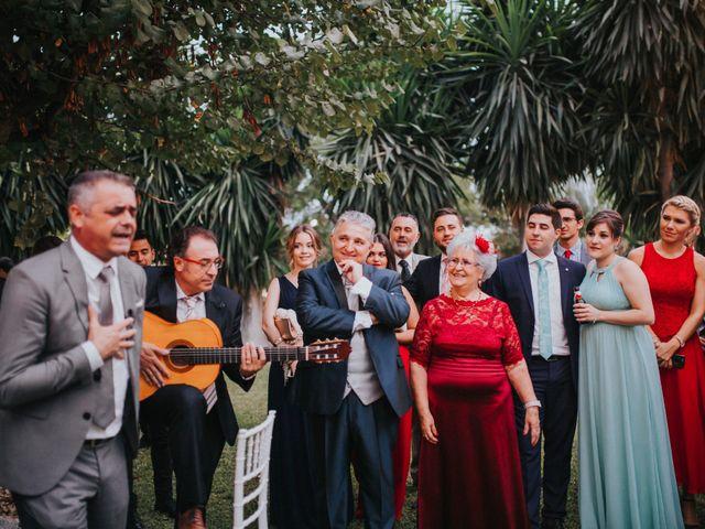 La boda de Benjamin y Rebeca en Dos Hermanas, Sevilla 52